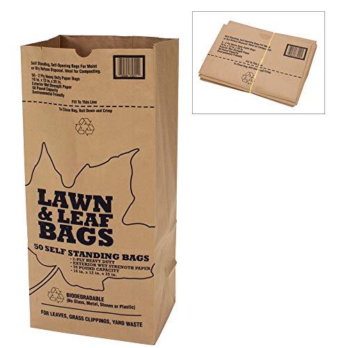 of lawn leaf bags Duro Bag Mfg. Co. 21809 Lawn & Leaf Bag 5 Count