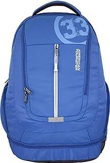 اميريكان توريستير حقيبة ظهر مدرسية للجنسين - ازرق