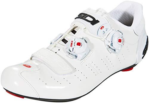 Sidi Ergo 5 Carbon Schuhe Herren White/White Schuhgröße EU 40 2020 Rad-Schuhe Radsport-Schuhe
