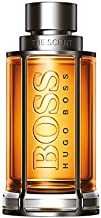 BOSS The Scent Aftershave Lotion for Men, 3.3 Fl Oz