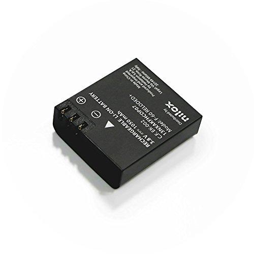 Nilox 13NXAKACBP011 - Batería para cámara (f60, Reloaded