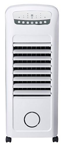 スリーアップ加湿機能付温冷風扇ヒート&クールホワイトHC-T1802WH
