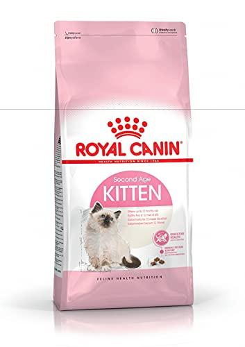 ROYAL CANIN Kitten Secco Gatto kg. 10 - Mangimi Secchi per Gatti Crocchette