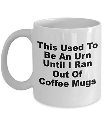 Urn Best Funny Coffee Cup Mug Gift Idea Stocking Stuffer