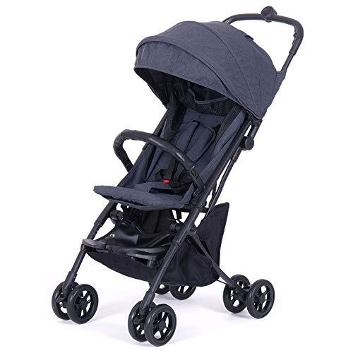 knorr-baby 888700 Buggy Travel-Easy-Fold, grau