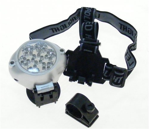 32 LED Lampe frontale de vélo