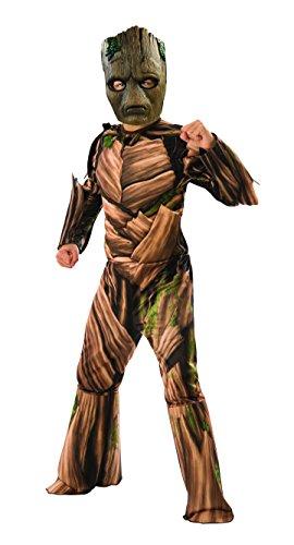 """Rubie's Offiziell lizenziertes """"Avengers: Infinity War""""-Deluxe-Teen-Groot-Kostüm für Kinder"""