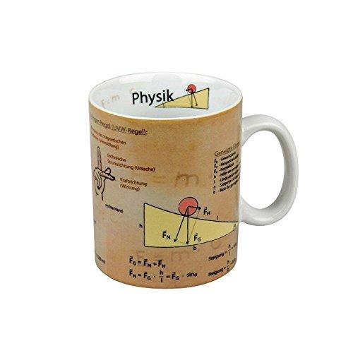 Wissenschaftsbecher Physik Formeln 460ml (Physik)