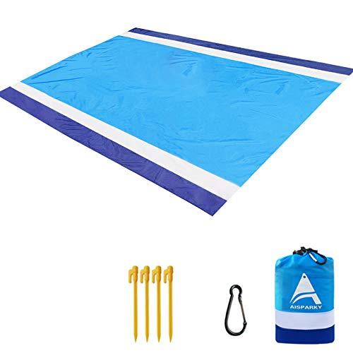 AISPARKY Beach Blanket Oversized 82
