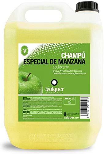 Válquer Champú Especial De Manzana - 5 l.