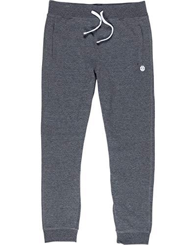 Element Herren Jogginghose Cornell Pant (Charcoal Heathe), Größe:S
