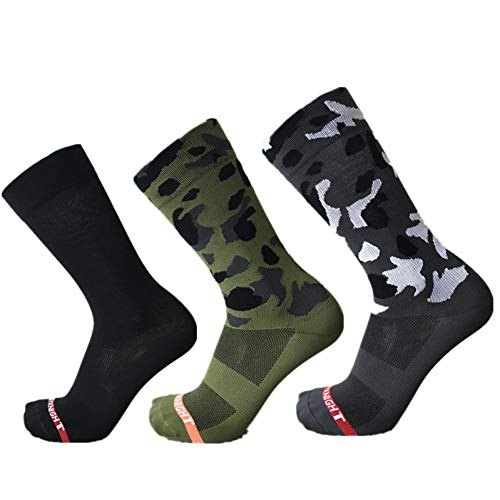 JUCC Professional Cycling Sport Sock Protect Feet Breathable Wicking Cycling Socks Mountain Bike Bicycles Socks