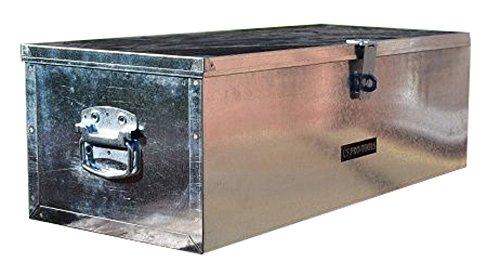 Krtopo Stainless Steel Trailer RV Travel Lock Anti-theft Paddle Door Tool Box Lock for Caravan Truck Camp Motorhome Patrol Car