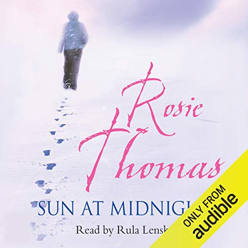 The Sun at Midnight audiobook cover art