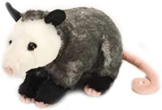 Wild Republic Opossum Plush, Stuffed Animal, Plush Toy, Gifts for Kids, Cuddlekins 12 Inches