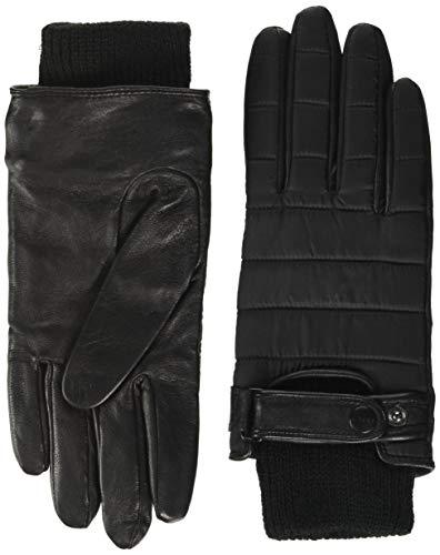 ESPRIT Accessoires Damen 110EA1R304 Winter-Handschuhe, 001/BLACK, M