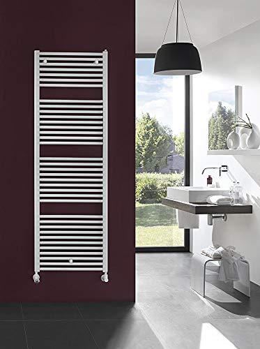 BEMM Badheizkörper Handtuchheizkörper Höhe 1808 mm x Länge 600 mm Farbe weiss