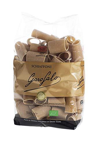 Special BOX - Pasta Integrale Biologica - MAFALDA CORTA 5-79 (1Kg) + SCHIAFFONI 5-83 (1Kg)