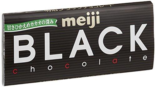 明治 ブラックチョコレート 50g×10個