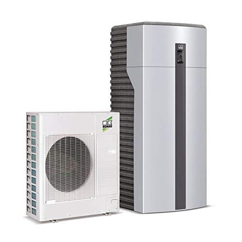 Remko Luft/Wasser Wärmepumpe - Singlesplit WKF120 compact 7-12 kW