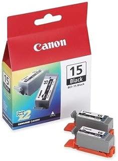 CNMBCI15BK - Canon BCI15BK BCI-15 Ink