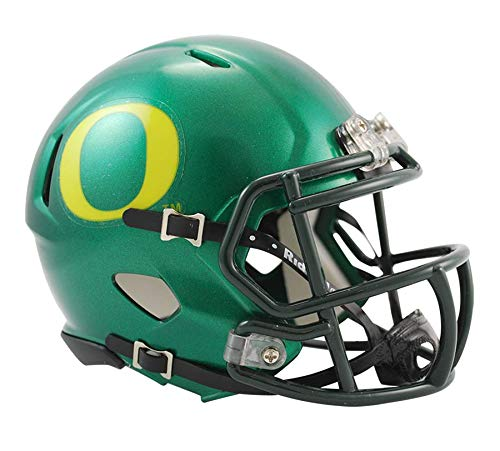 NCAA Oregon Ducks Speed Mini Helmet
