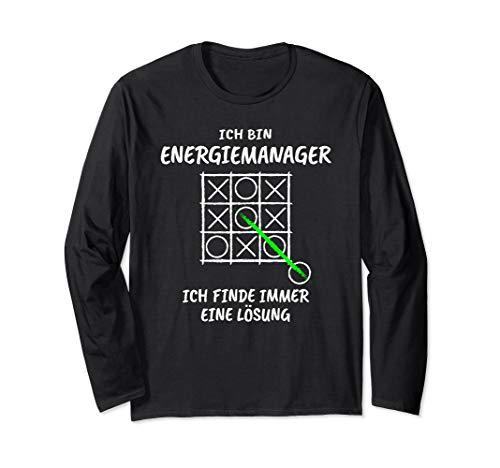 Energiemanager Langarmshirt
