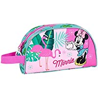 "Minnie Mouse ""Palms"" Oficial Neceser Grande, 260x160x90mm"