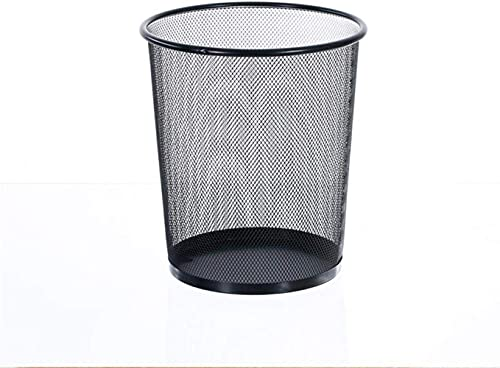 Papperskorgen Papperskorg Produkter sopbehållare Hängande Separat återvinningspåse Luktkontroll Utomhusbil (färg, svart, storlek, 23 * 26 cm), silver, 23 * 26 cm
