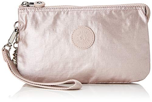 Kipling Creativity Xl, Borsellino per Monete Donna, Rosa (Metallic...