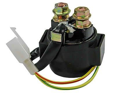 Anlasser Magnetschalter - 12V universal für Kymco Yager/Spacer 125 (12 Zoll) SH25BB