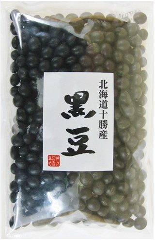 豆力 契約栽培十勝産 黒豆 250g