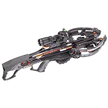 Ravin R29 Sniper Crossbow Package R030 With HeliCoil Technology And Silent Cocking System, Predator Dusk Camo
