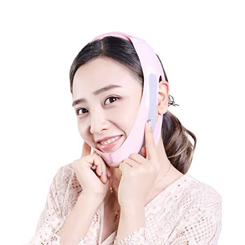 Jmung Masque Facial Amincissant Les Bandages Face-Lift Bandage Shaper Relaxation Ceinture Fine,1Pcs
