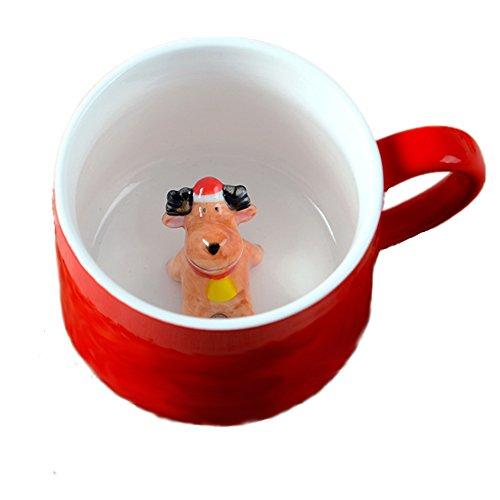 Zah 300ml 3D Tier Tasse MORNING Mug