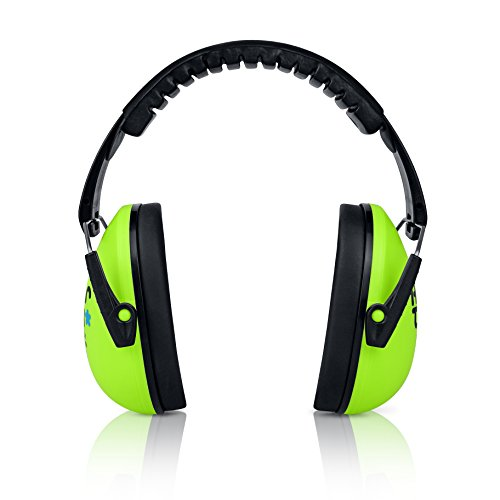 HEARTEK Noise Cancelling Headphones Kids Adult Earmuffs Shooting...