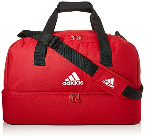 adidas Unisex-Erwachsene Tiro Du Bc S Sporttasche, Rot (Rojpot/Blanco), 24x15x45 Centimeters (W x H x L)