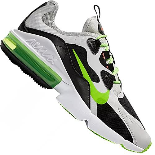 Nike Men's Air Max Infinity 2 Photon DUST/Electric Green-Black-White Sneaker (CU9452-001)