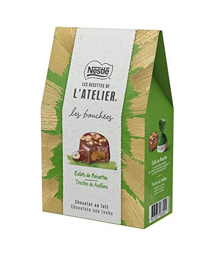 Nestle Les Recettes de L'Atelier Bombones Praliné, Bolsa, 186g