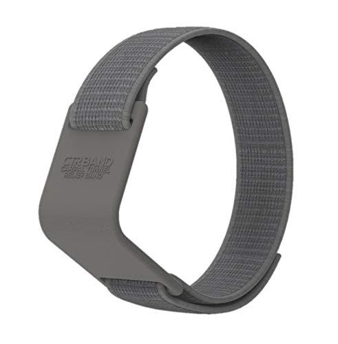 Carpal Tunnel Relief Brace - Fashionable Wrist Brace to Help Relieve Wrist Pain, Single Pack- (Jet Black)