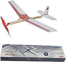 Lastik Motorlu Model Uçak - Maket Uçak - Martı