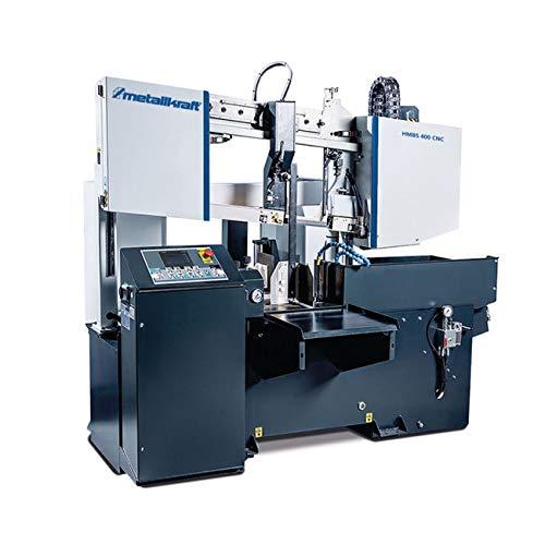 Metallkraft HMBS 400 CNC - Vollautomatische Zwei-Säulen-Horizontal-Metallbandsäge