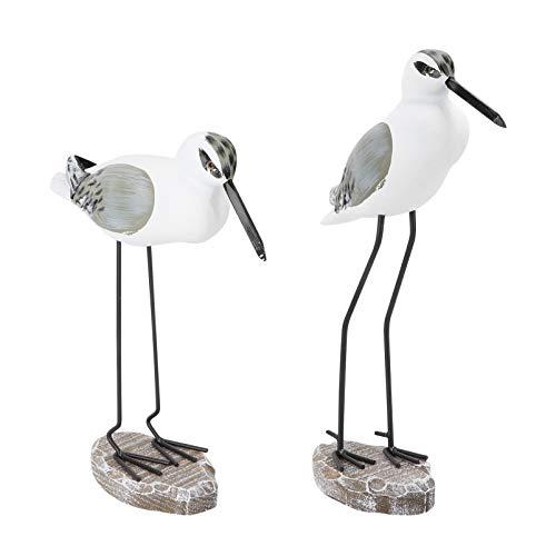 Sea Bird Sculptures