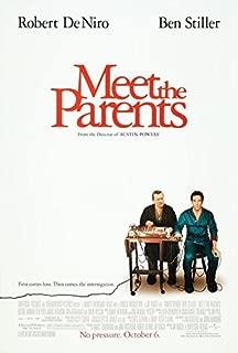 Best meet the parents movie poster Reviews