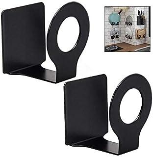 para ollas tapas accesorios de herramientas soporte para el hogar Soporte para cucharas Livedealing organizador de cocina