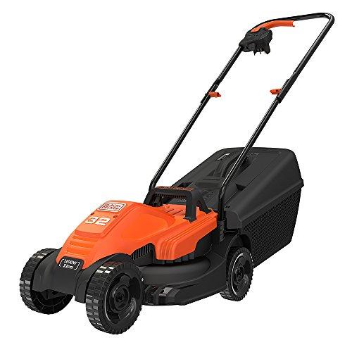 BLACK + DECKER BEMW451-GB Lawn Mower, 1200 W, 240 V, 32 cm
