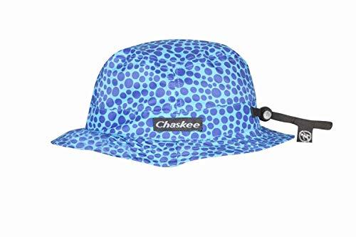 Chaskee Kinder Bob Cap, New dots blau, ONE Size