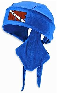 New Scuba Do-Rag Basics with Dive Design for Boatwear and Watersports - Blue
