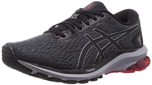 Asics GT-1000 9, Sneaker Mens, Carrier Grey/Black, 42.5 EU