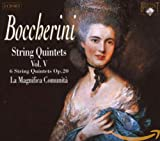 Boccherini: String Quintets 5 - La Magnifica Comunita
